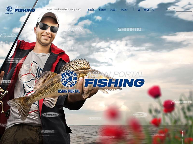 Asian Portal Fishing
